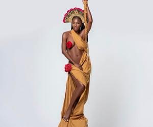 gorgeous and blackgirlmagic image