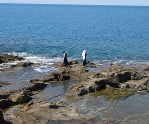 beach, Catholic, and convent image
