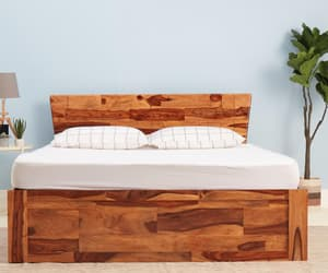 king size bed price, queen size mattress price, and double king size bed image