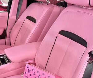 bag, car, and rolls royce image