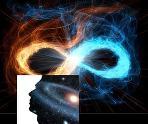infinity, power, and training image