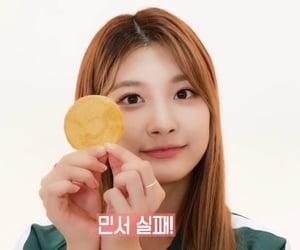 kpop, wooah, and minseo image