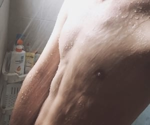 abs, men, and sexy image