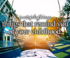 childhood, quotes, and text image