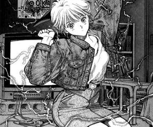 90s, anime, and comic image