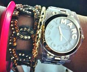 jewelry, marcjacobs, and watches image