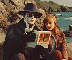 johnny depp, conexion, and love image
