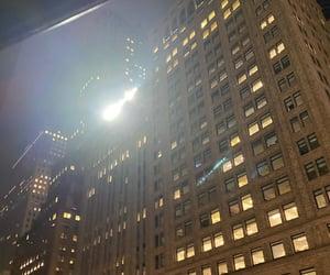 apartments, bronx, and night life image