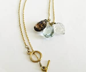 etsy, vintage jewelry, and casual necklace image