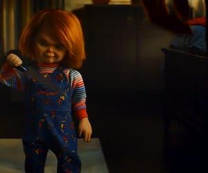 Chucky, gif, and scene image