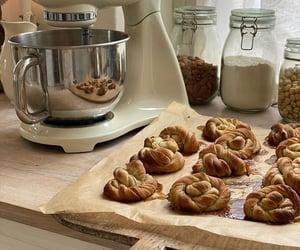 baking, food, and yummy image