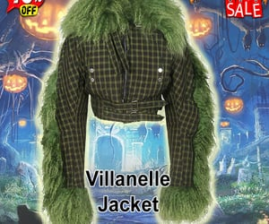 Halloween, jacket, and sale image