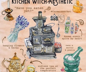 magic, pattern, and witch image