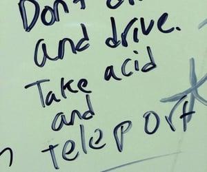 acid, alt, and take image
