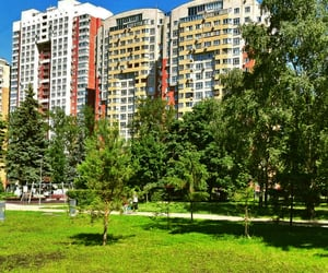 """Moscow - """"Silver Boulevard"""" Residential complex"""