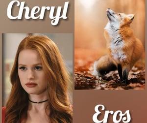 daemon, riverdale, and cheryl blossom image