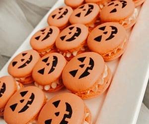Pumpkin macarons (www.pinterest.es)