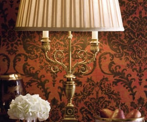 home design and lamp image