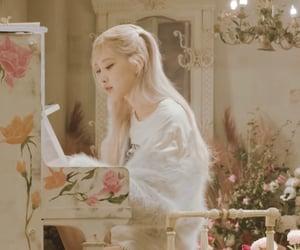 rose lq, kpop, and rose image