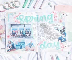 aesthetic, spring day, and pastel image