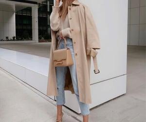 beige, Carolina Herrera, and fashion image