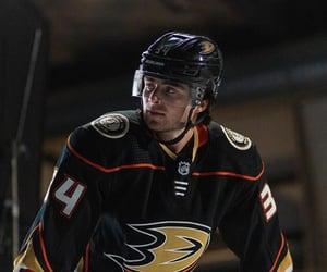 anaheim ducks, ducks, and hockey image