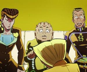 anime, banker, and jjba image