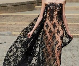 fashion, model, and Givenchy image