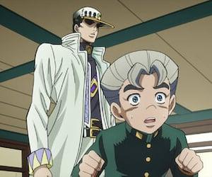 anime, jjba, and аниме image