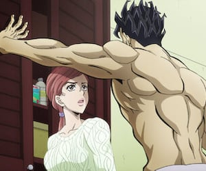 anime, jjba, and yoshikage kira image