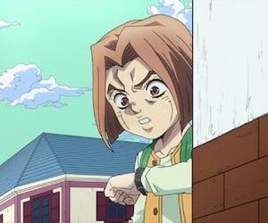 anime, jjba, and hayato kawajiri image