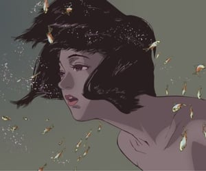 anime, icons, and perfect blue image