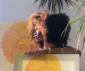 aesthetic, Afro, and inspo image