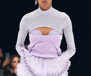 fashion, purple, and lavrnder image