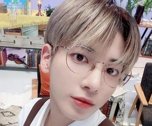 kpop, kang taehyun, and txt image