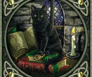 Halloween, Witches, and book of shadows image