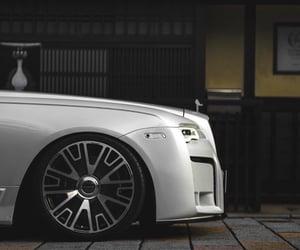 car, fashion, and white car image