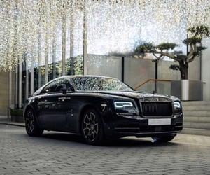 car, fashion, and black car image