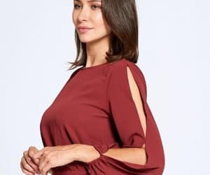 blouse, chic, and Hot image