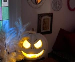 belleza, decoracion, and Halloween image
