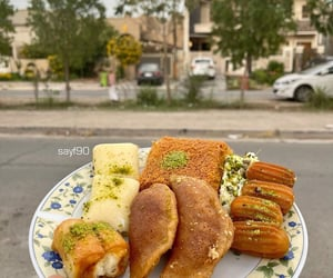 food, iraq, and sweets image
