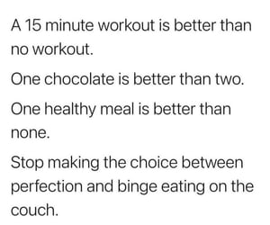 advice, eating, and fitness image