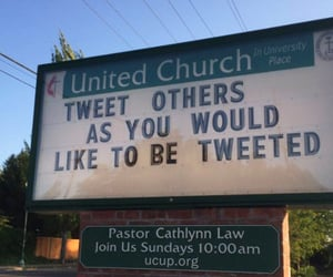 christian, kindness, and tweet image