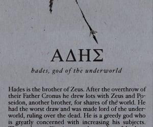 aesthetic, dark, and god image