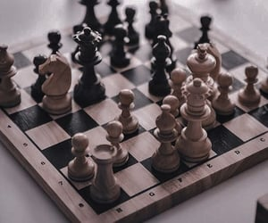 board, chess, and Move image