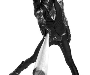 andy, awesome, and black image