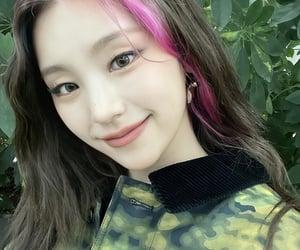 2021, princess yeji, and itzy image