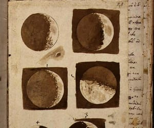 mega historic, 1st drawings of the moon, and galileo galeili image