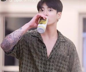 beer, idol, and kpop image