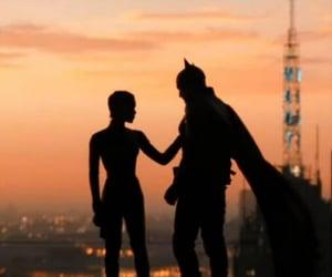 batman, DC, and robert pattinson image
